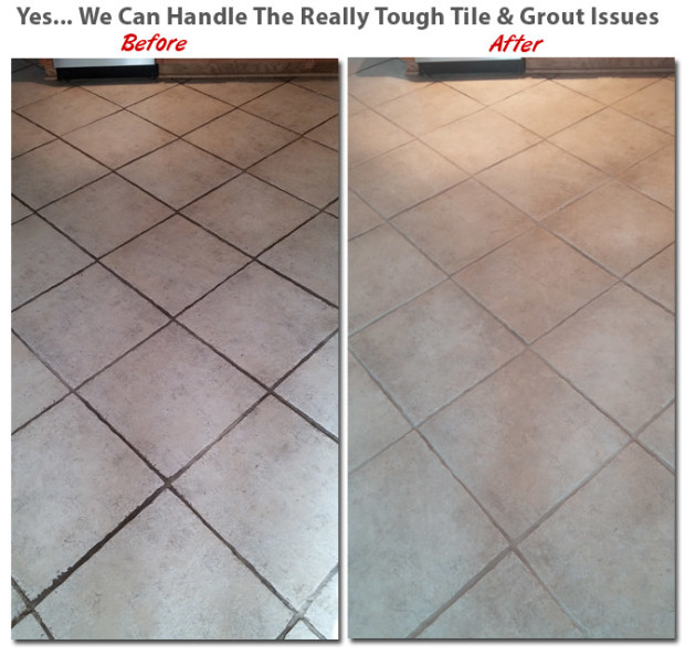 tile and grout cleaning services in Big Bear California